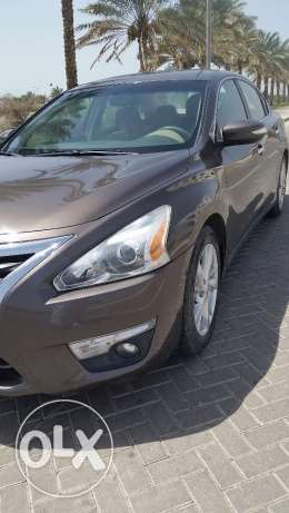 Nissan Altima 2.5SL (2013) Full option