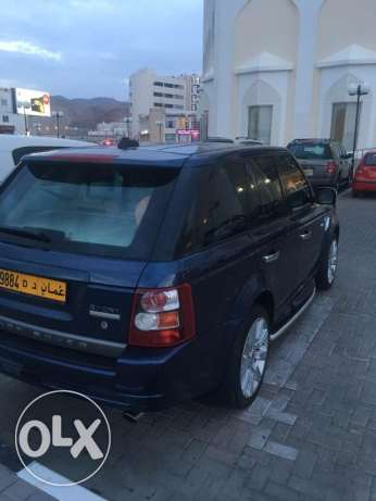 amazing range rover sport supercharged مسقط -  3