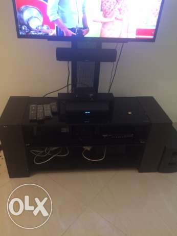 LED/LCD TV stand روي -  1