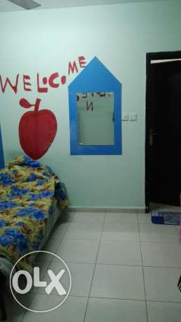 Sharing Room for rent in al khuwair only Philippino and Philippina مسقط -  1
