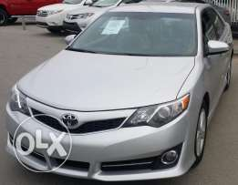 2012 Toyota Camry Silver S class