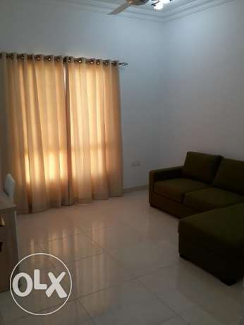 furnished 3 bhk flat for rent inal mawaleh south مسقط -  3