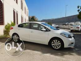 KIA Cerato Special 2013 Model with 29000 KMS saloon car for sale.