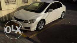 Honda Civic (2006) 1.8 White Automatic for Sale - Only 1625 RO !!