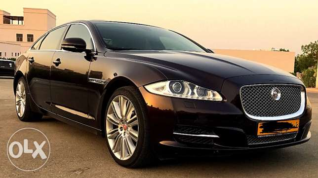 Jaguar XJL 5.0 Supercharged 470hp