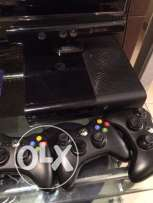 Xbox 360 + 3 controllers