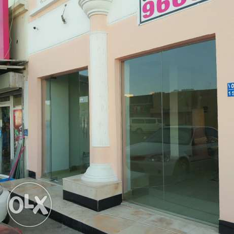New shop for rent near Nesto السيب -  2