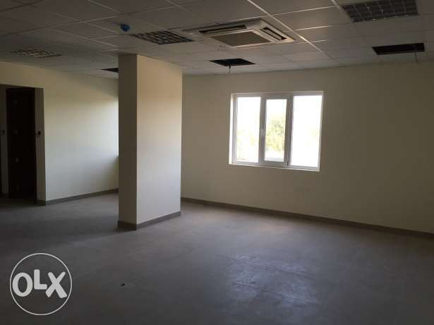 open space office for rent ina good location السيب -  3