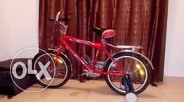 Kids cycle with excellent condition