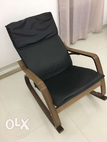 Rocking chair مسقط -  1