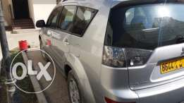 Mitsubishi Outlander 2009 full option-cheap price and very low mileage