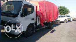 Mitsubishi Canter Cargo with Cab