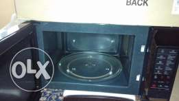 Microwave oven and several other household items at throw away prices