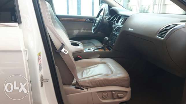 Audi Q7 *full option* engine 3.6