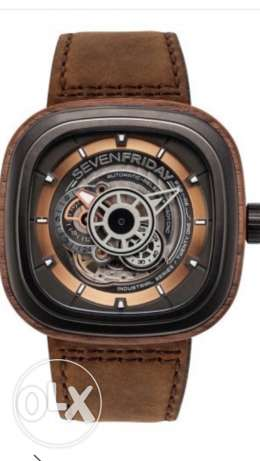 Sevenfriday watches السيب -  2