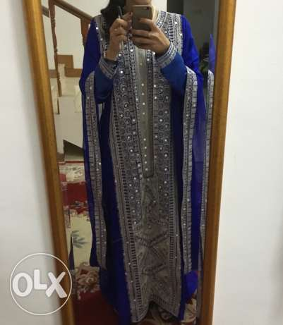 Thob Nashil - Traditional Bahraini Dress