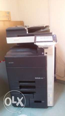 Konica Minolta bizhub C552 Printer for Sale السيب -  4