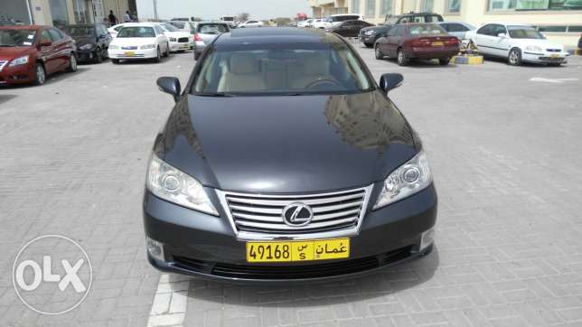 Lexus ES350 model 2011 cash or finance without any paymant