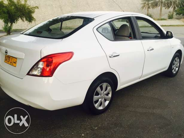 Full finance without zero down payment Nissan sunny 1.5 cc 2012 Auto مسقط -  4