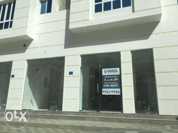 a shops for rent in al khwer 42 al maha street.