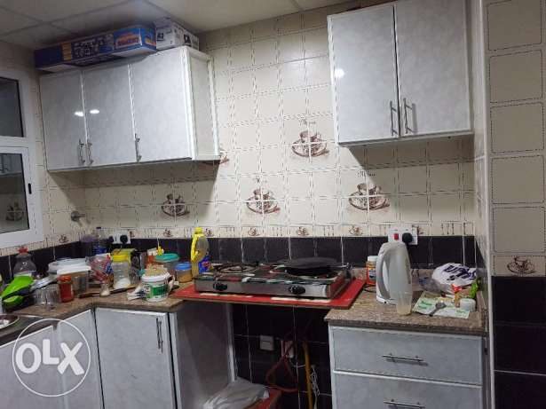 Ruwi - Separate fully furnished room with attached washroom for rent مسقط -  8