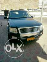 ford explorer 2008 4WD