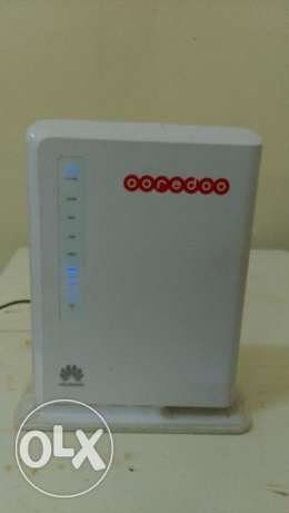 4g ooredoo Wi-Fi router مسقط -  1