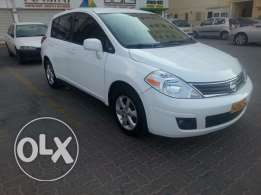 Nissan versa 2012. 61,000 km only. 2500RO negotiable
