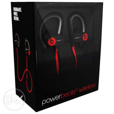 سماعات بلوتوث Powerbeats2 Wireless In-Ear Headphone