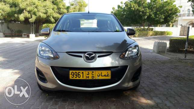 Mazda 2 . Just drive 20000 km .available instalment 70 monthly مسقط -  1